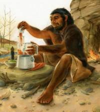 Neandertaler voeding