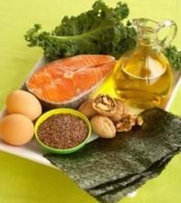 Omega 3 vetzuren in voeding